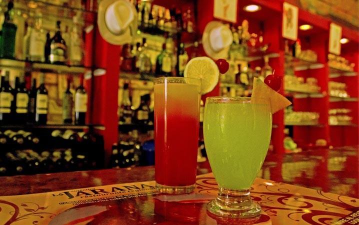 La Jarana Bebidas