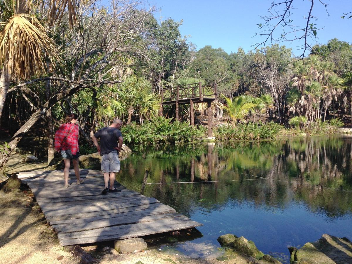Cenote Cristal o Naharon