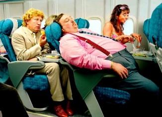 las cosas que no debes hacer en un avion