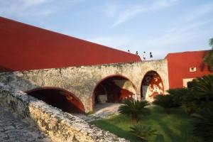 Baluarte de la Soledad, Foto: yucatan.for91days.com