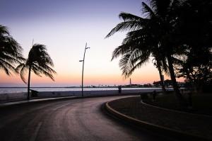 Boulevard en Chetumal, Foto: www.vivoenchetumal.com
