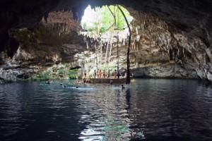 Cenote Santa Rosa, Foto: yucatan.com.mx