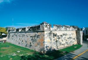 Baluarte de Santa Rosa, Foto: www.campeche.travel