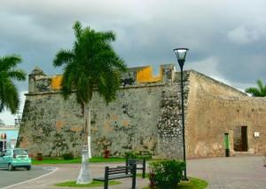 Baluarte de San Pedro, Foto: www.campeche.travel