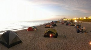 Acampar, Foto: www.viajabonitomx.com