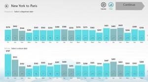 Compara precios de aerolíneas, Foto: skyscanner-windows-8.en.softonic.com/