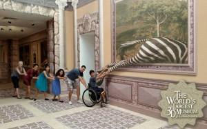 3D Museum of Wonders - Foto de Facebook.