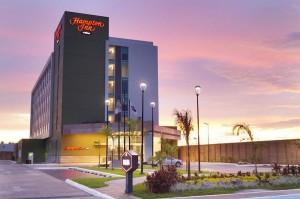 Hampton Inn by Hilton - Foto de Internet.