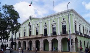Palacio de Gobierno - Foto Lluvia Magaña.
