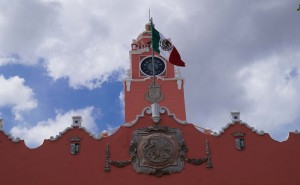 Palacio Municipal - Foto Lluvia Magaña.
