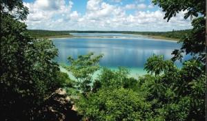 Punta Laguna - Foto de Internet.